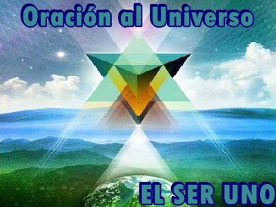 Oración al Universo de reconocimiento y agradecimiento