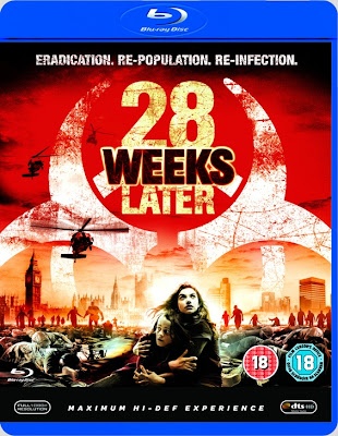 28 Weeks Later (Exterminio 2)(2007) m720p BRRip 2.3GB mkv Dual Audio AC3 5.1 ch