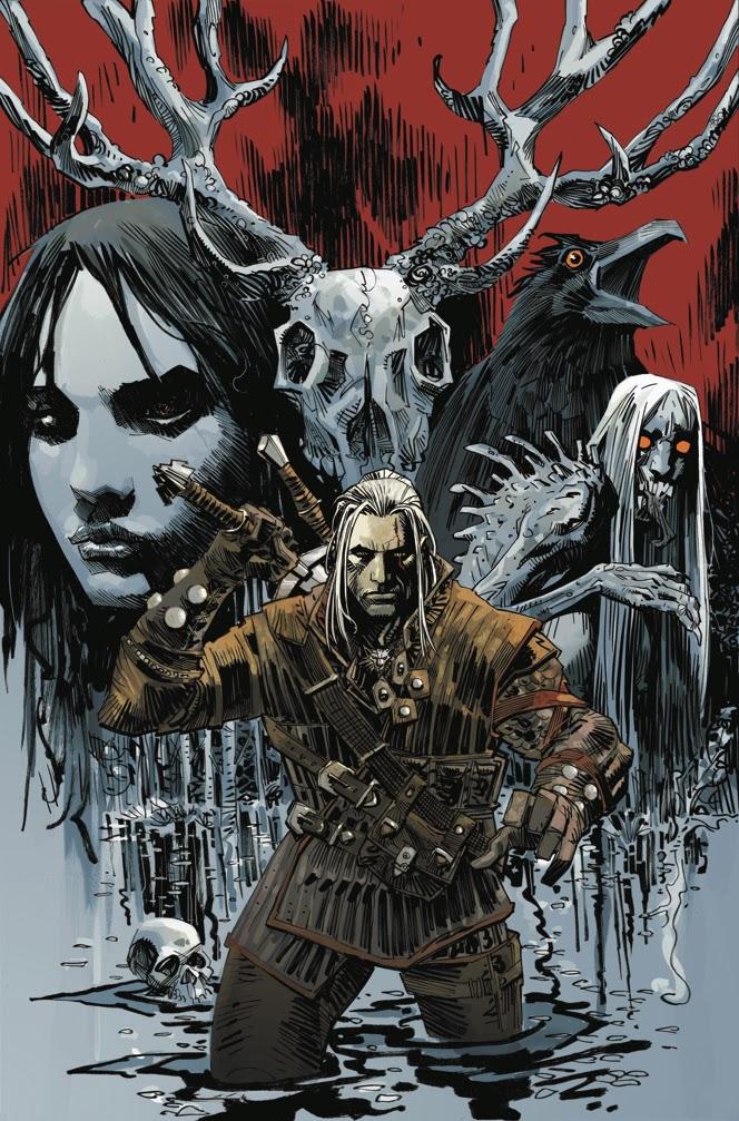 Dark Horse To Publish Witcher Comics - BioGamer Girl