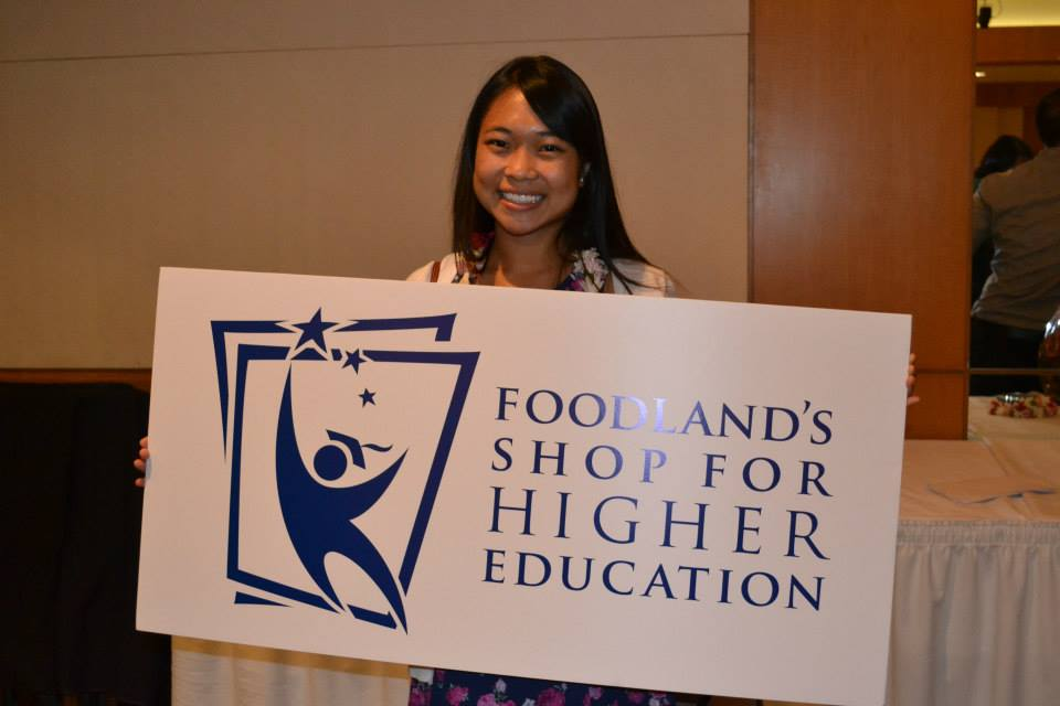 Foodland's Shop for Higher Education Scholarship (February 4 - March 17)