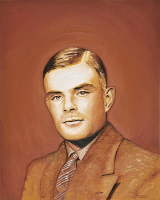 Alan Turing 100 birthday
