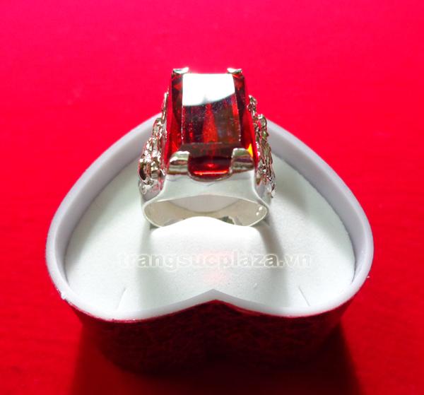 Nhẫn bạc nam NN305