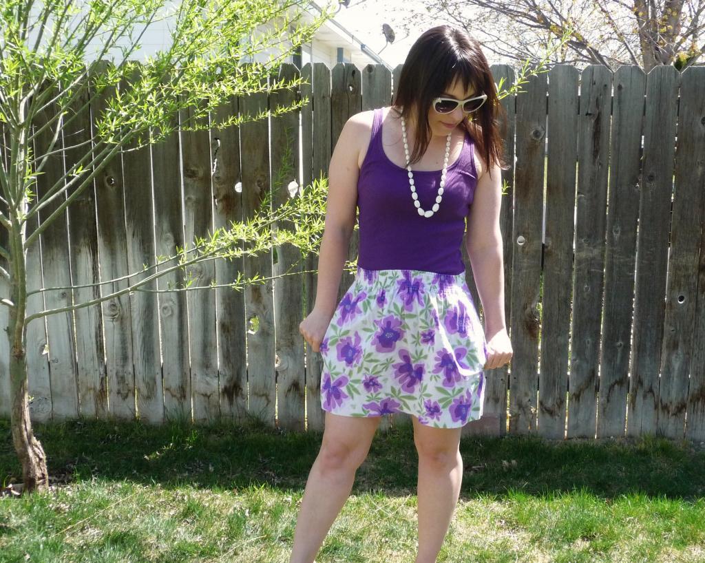 easy summer skirts