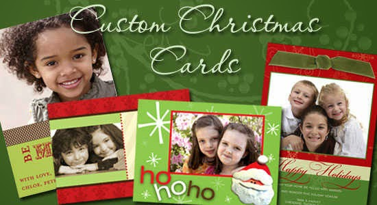 Include pictures of family, children or pets in our joyous line of Photo Christmas Cards. Your favorite memories will convey happiness and love, perfect for Christmas Photo Cards that spread good cheer. Your card can be created in minutes and you may receive your order in just days.