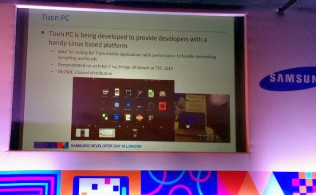 Tizen PC the latest tool for Tizen Developers