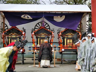 鶴岡八幡宮神幸祭