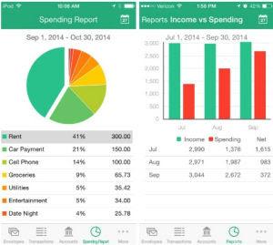 app spese personali