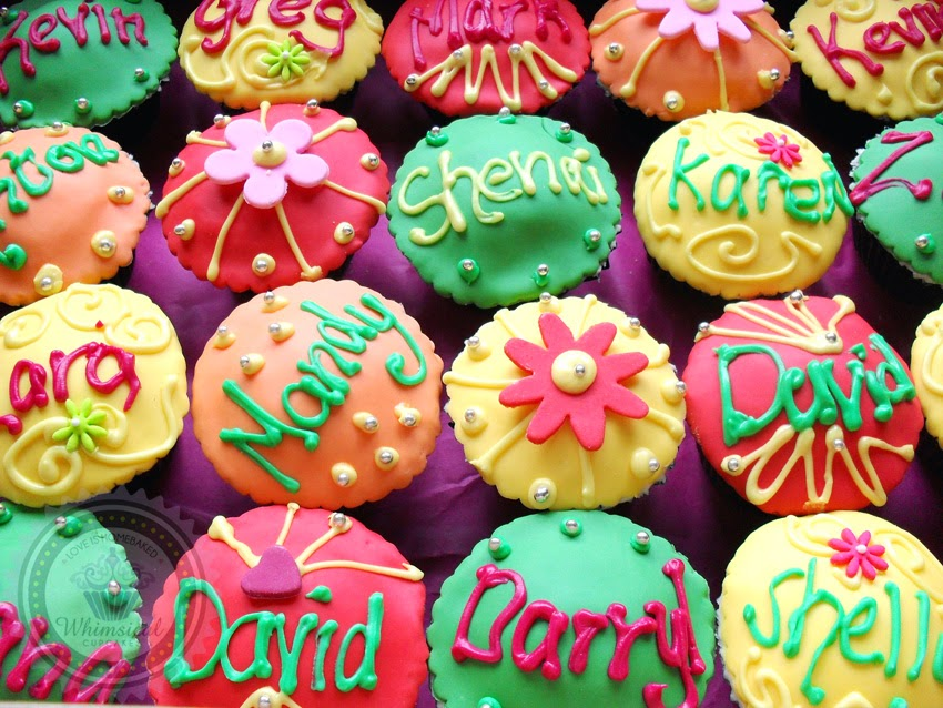 #Whimsicalcupcakes & Cakes