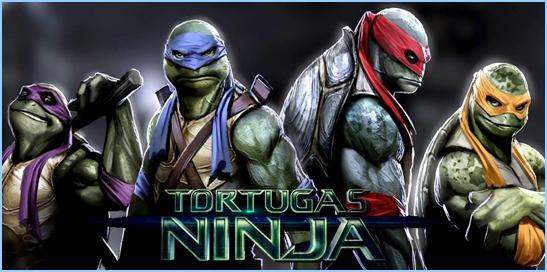 Las Tortugas Ninjas