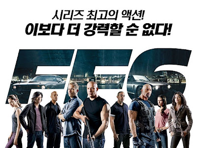 Fast and Furious 6 presenta otro cartel internacional