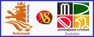 Netherlands vs Zimbabwe Match Scorecards and Icc T20 World Cup 2014 Match Result