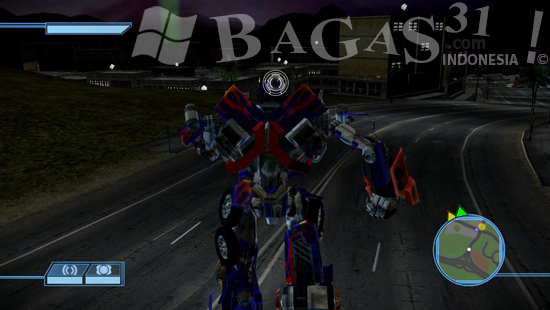Transformers The Game Full RIP 3