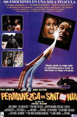 Permanezca en sintonía, John Ritter, Peter Hyams,  Jeffrey Jones