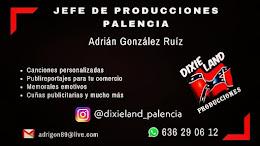Dixie Land Producciones: En Palencia