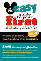 Between Books - The easy Guide to Your First Visit Walt Disney World Visit 2014