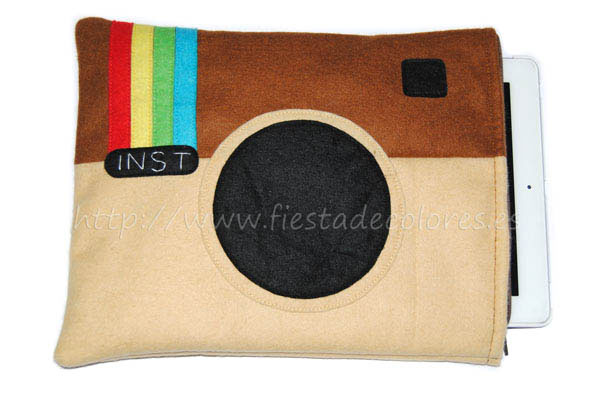 Instagram funda tablet