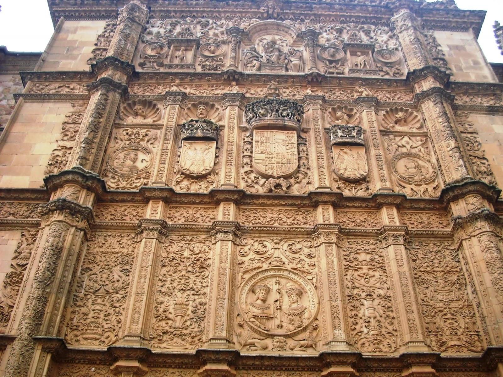 Historia del arte for Arquitectura de espana