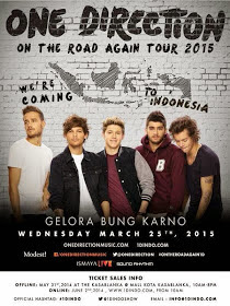 One Direction Indonesia Tour
