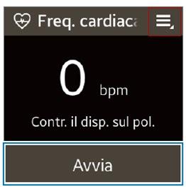Come utilizzare l'applicazione Frequenza cardiaca sul Gear 2