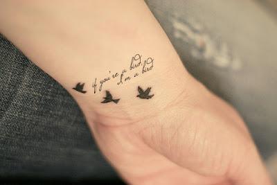Tatuagens no Braço com Frases