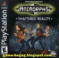 Animorphs Shattered Reality - Game Begog