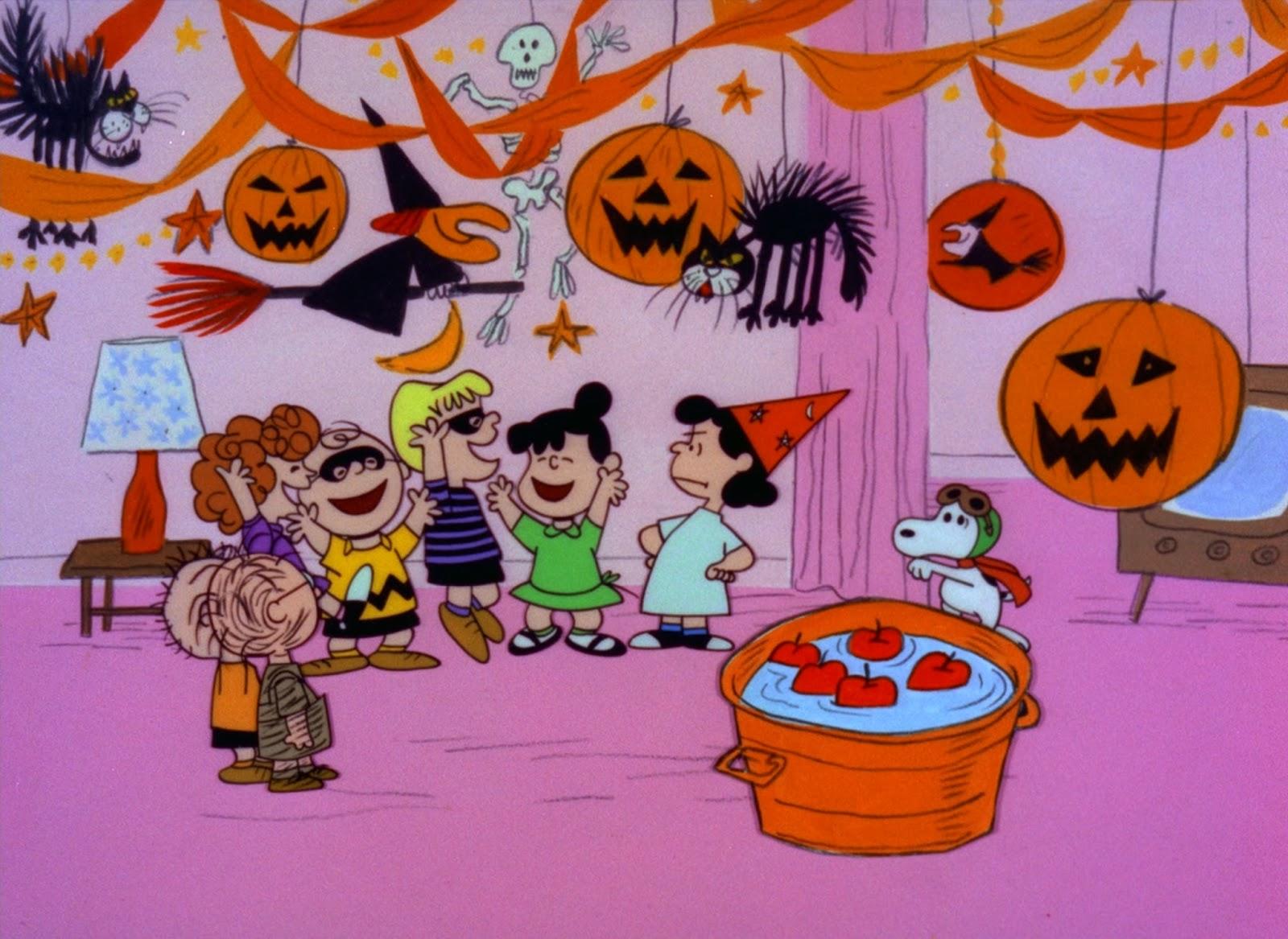 "30 Days of Halloween – Halloween Day: ""It's the Great Pumpkin ..."