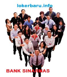 Karir terbaru Bank Sinarmas