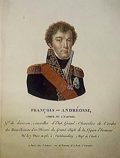 Antoine-François, Comte d'Andréossy