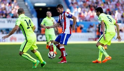 Full match and Highlights Atletico Madrid vs Barcelona Liga BBVA