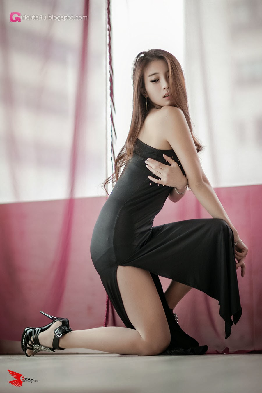4 Cha Jung Ah - very cute asian girl-girlcute4u.blogspot.com