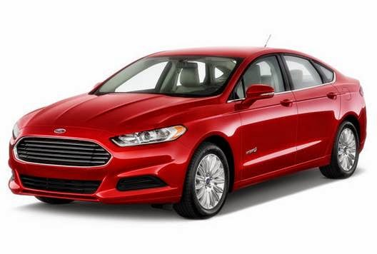 2015 Ford Fusion Titanium Hybrid Review