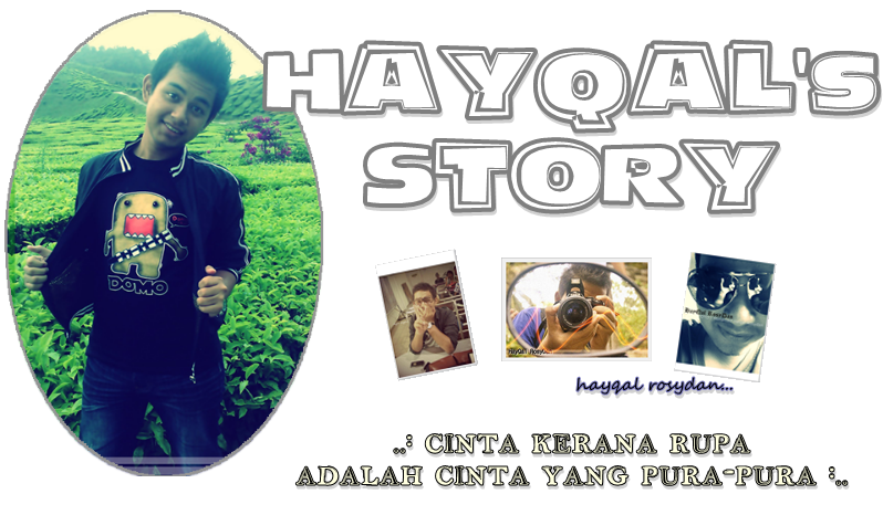 HayQal's StoRy