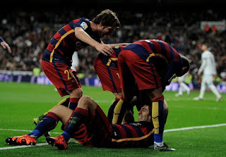Highlights Real Madrid 0-4 Barcelona 21 Nov 2015
