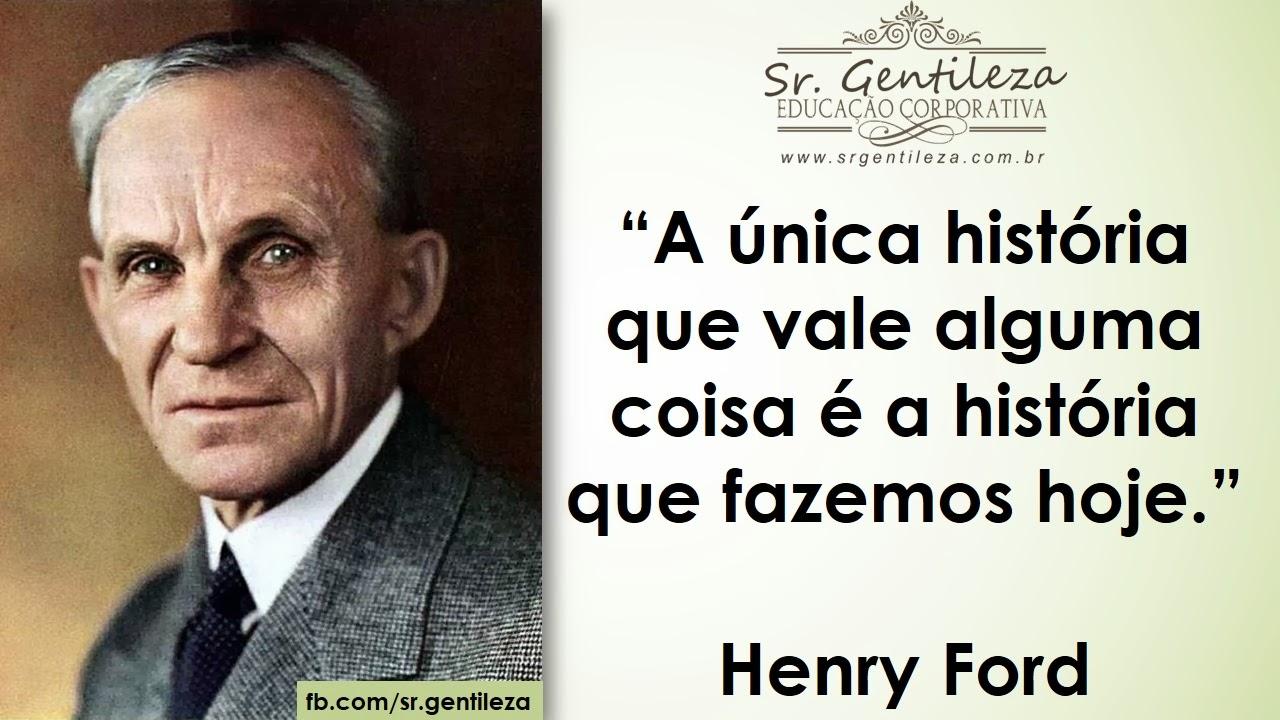 Frases De Henry Ford Em Portugues