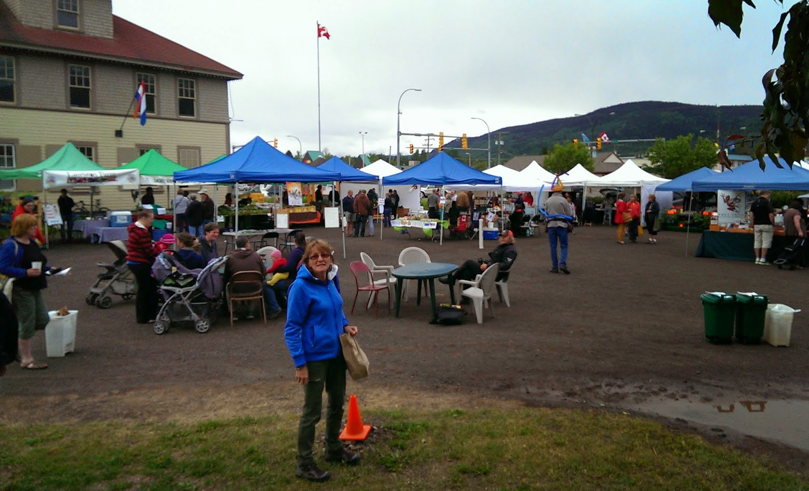 Smithers farmers market
