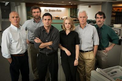 Spotlight Cast Image