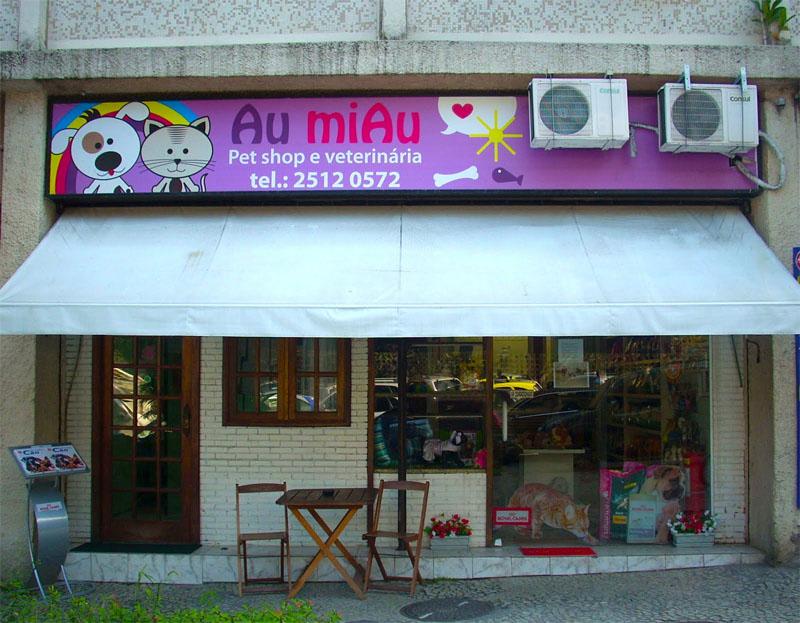 Preferência Au Miau - Pet Shop Jardim Botânico RJ | cachorroidealoficial QB46