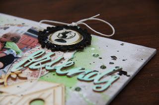 Gościnne Projektowanie na blogu sklepu Cherry Craft