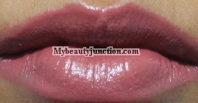 Make Up For Ever Rouge Artist Intense Lipstick #29 Satin Rosewood review, swatch, photos