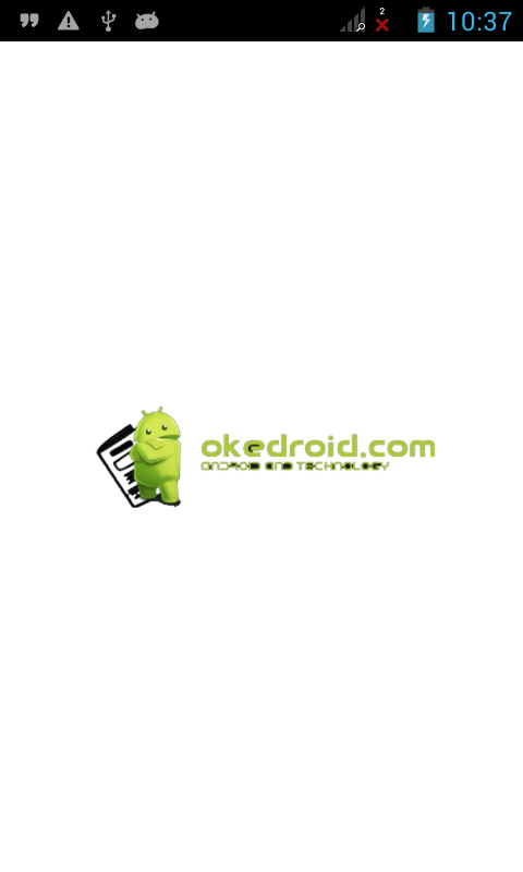 Title Bar dihilangkan di Aplikasi Android