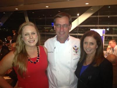 Karen Caplan's Blog - Chef Walter Scheib