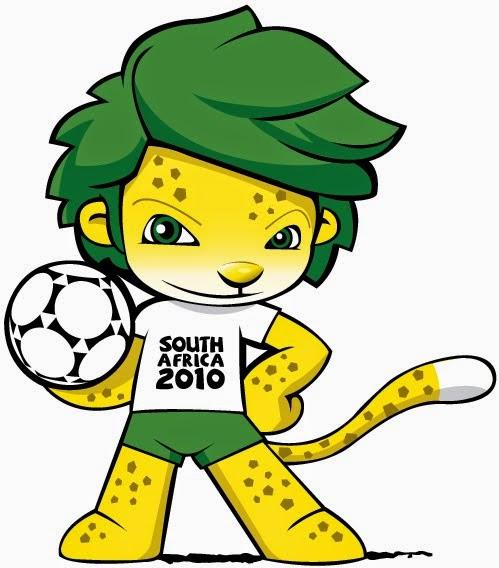 Maskot Piala Dunia 2010