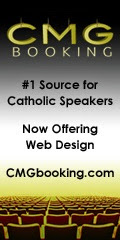 Anthony Gentile  is a proud member of the elite Catholic Speakers Bureau, CMG Booking.