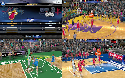 NBA 2K14 offline APK for Android