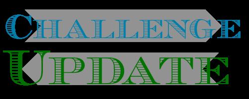 2016 Challenge Updates [January]