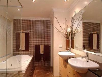 New Home Bathroom