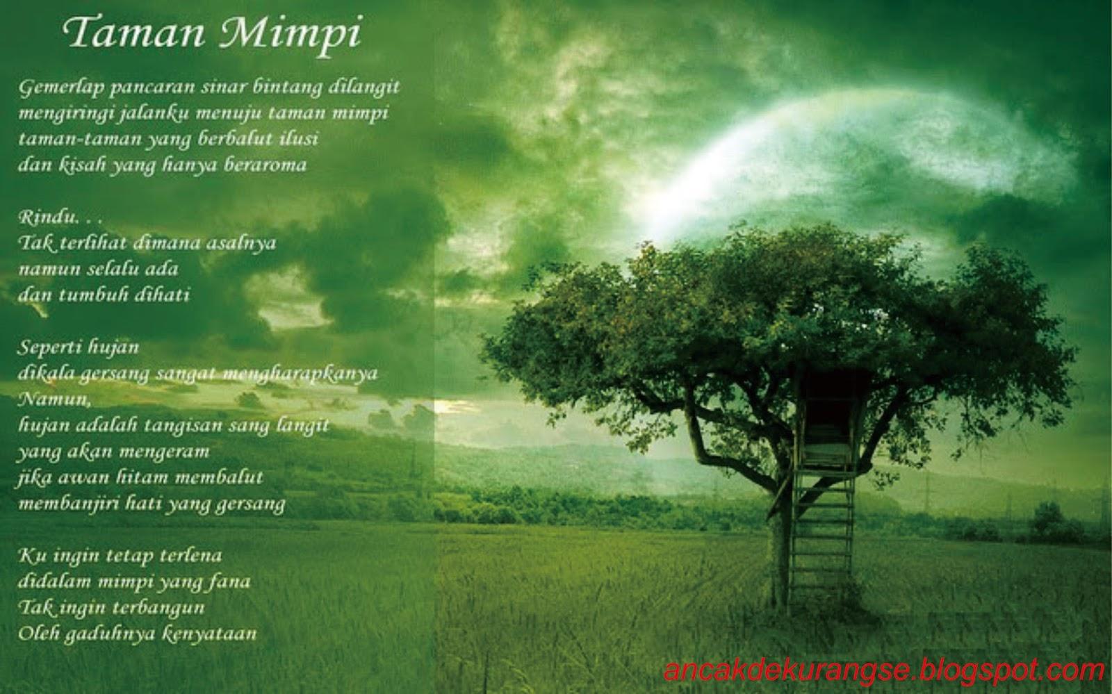 Puisi Tentang ALam ~ Kata-Kata Puisi Terbaru 2016 ...