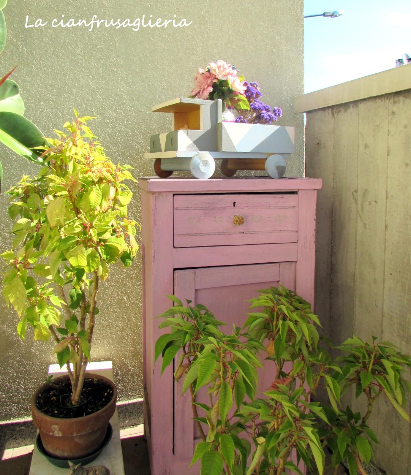 portavasi di legno: fioriere grigliate benvenuti su sandro shop. - Il Portavasi Silvano
