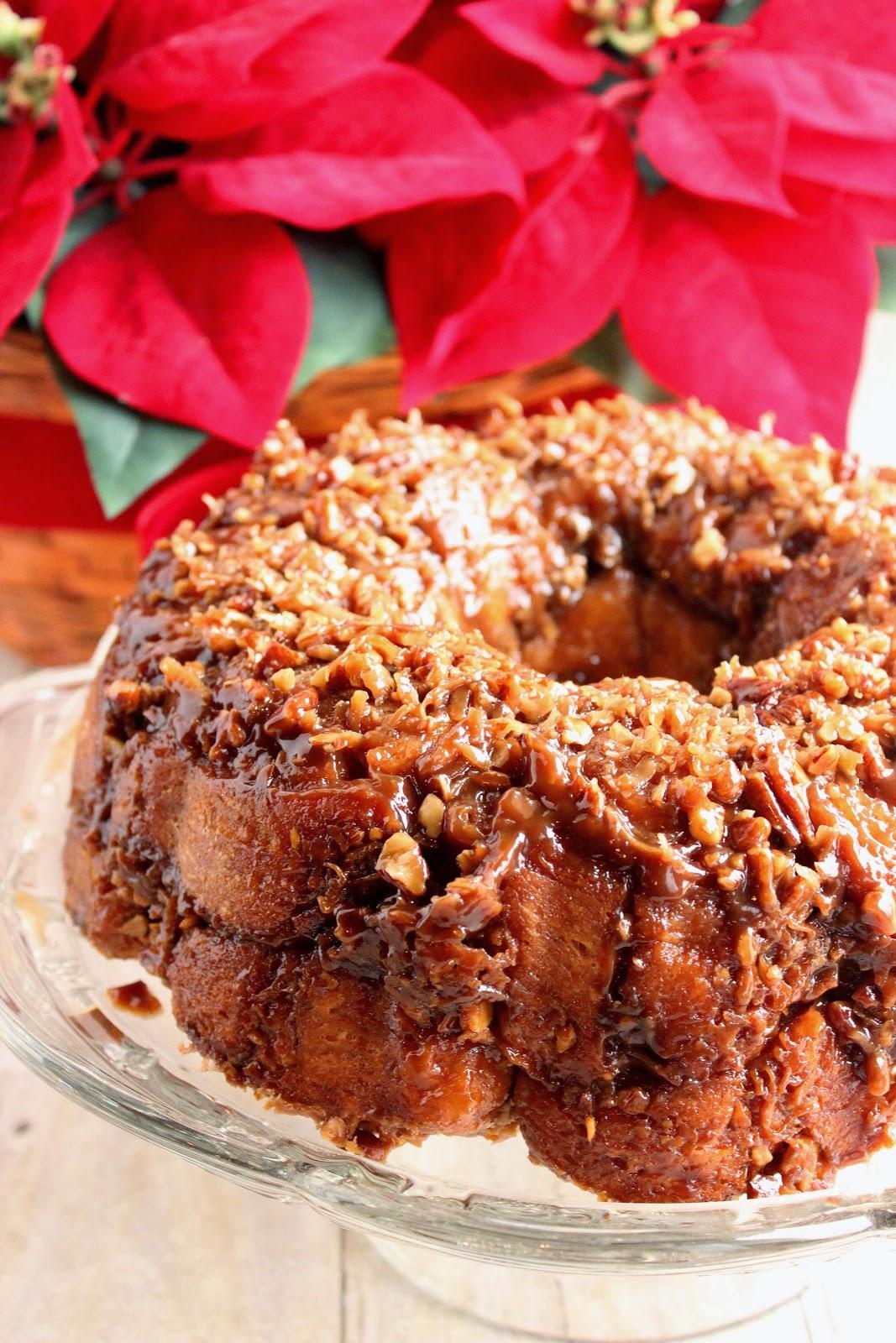 Coconut Caramel Crescent Ring Recipe