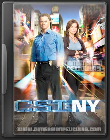 CSI: New York Temporada 9 (HDTV Inglés Subtitulada)
